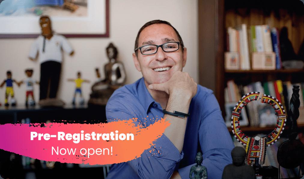 register for frank lipman's how to be well program